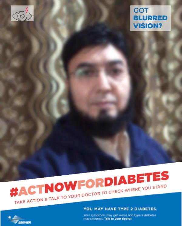 ACT NOW FOR DIABETES
