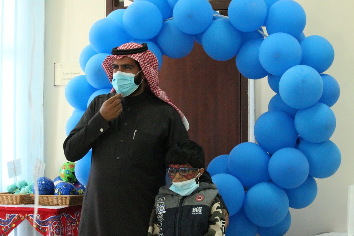 World Diabetes Day 2020 celebration in King Fahad Hospital of Al-Baha