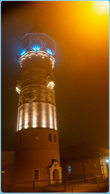 Brežice_Vodni stolp