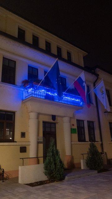 Brežice_balkon občine