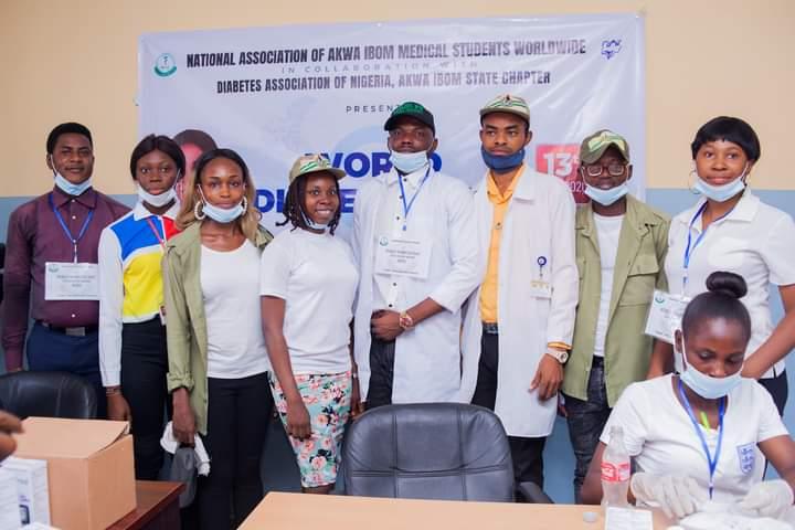 NAAKIMS WW world Diabetes day