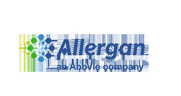 Allergan AbbVie logo